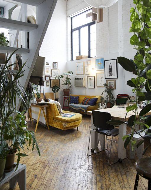 Refreshing Interior