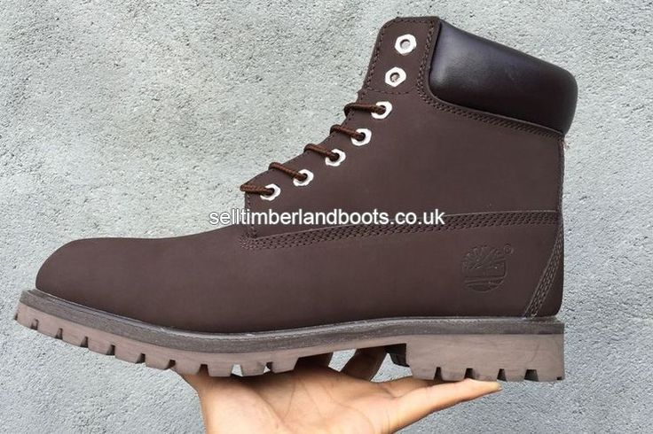 2017 New Women's 6-Inch Premium Waterproof Boots Brown Black Outlet UK £72.00