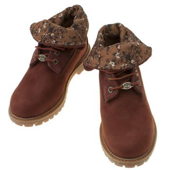 Timberland authentic roll top boots was £130 now £69.99