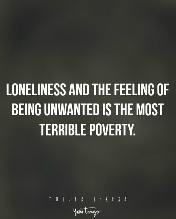 Sad Tumblr Quotes About Love: 24 Humbling And Poignant Mother Teresa Quotes To Be Your