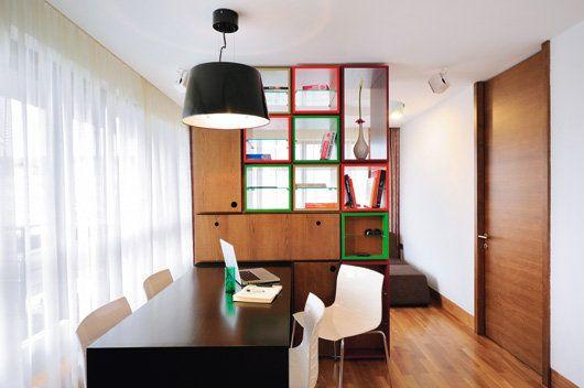 Amenajarea apartament C.A.D. - igloo.ro