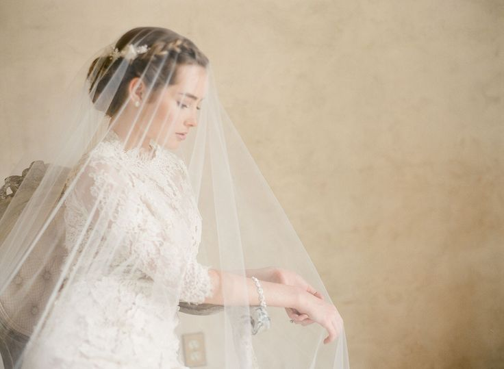 Choose the Perfect Veil in 5 Easy Steps