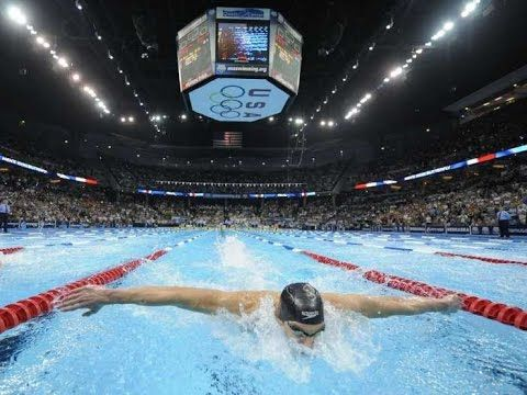 50 Butterfly in 19.89 seconds - Fastest swim ever