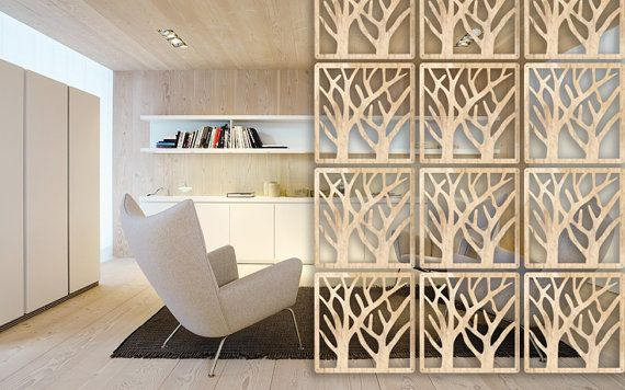 how to make an indoor privacy screen