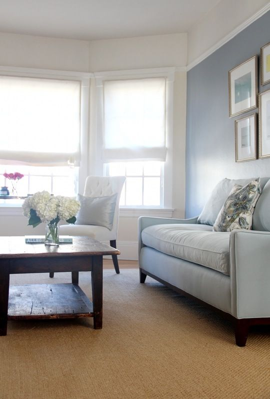 Sara's Serene & Sophisticated Home   Couch furniture, Cute ...