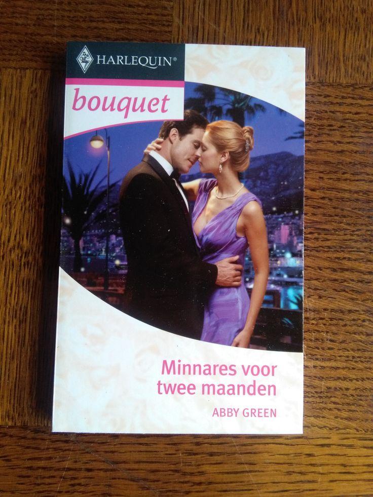 Minnares voor twee maanden (Bouquet) - Harlequin (uitgever)