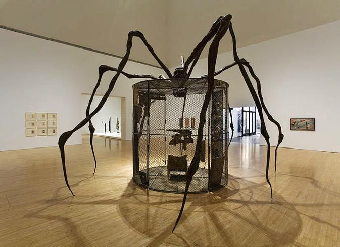 Louise Bourgeois - 2010