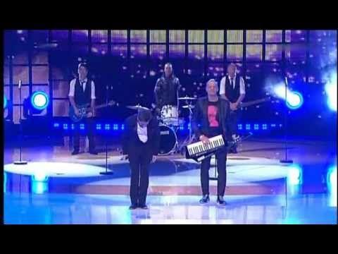 Thomas Anders & Uwe Fahrenkrog - Mr. Moon 2011 - YouTube