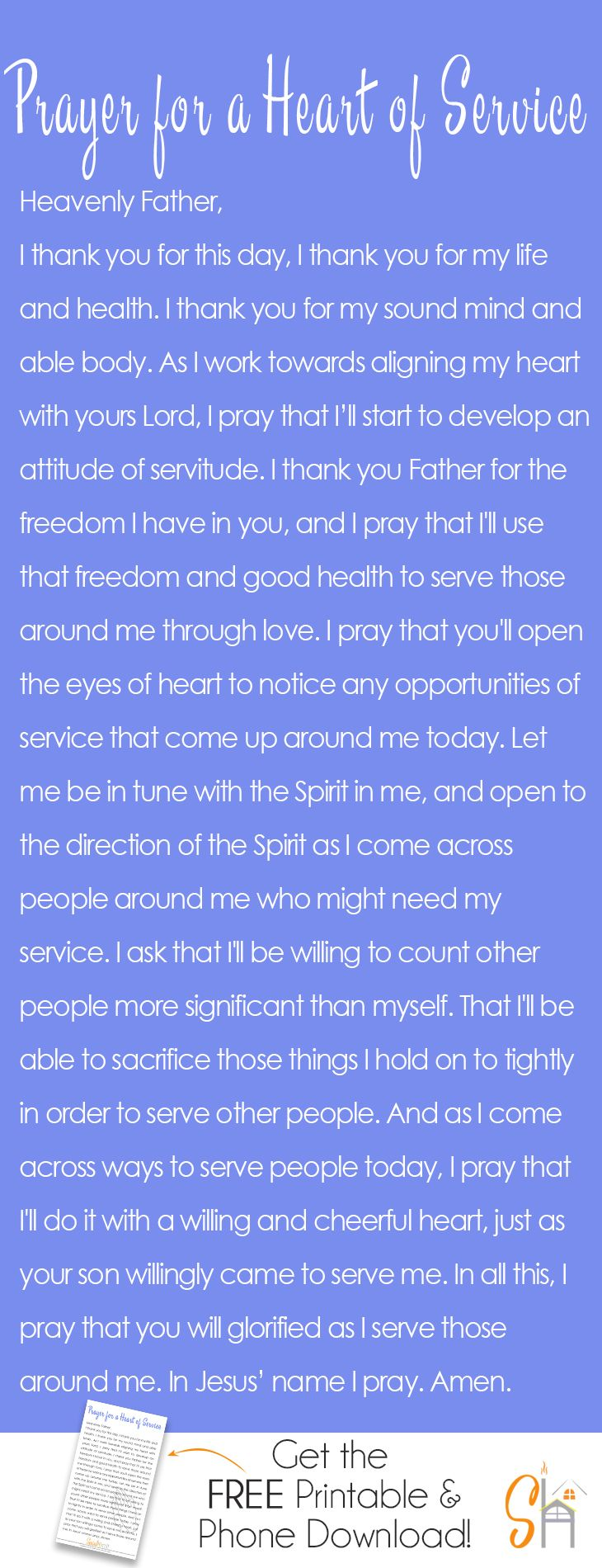 Want to write an simple essay on how to serve god?