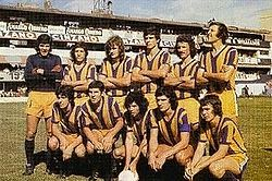 Club Atletico Atlanta - Argentina - 1973