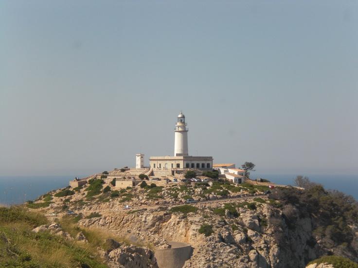 Faro de Formentor