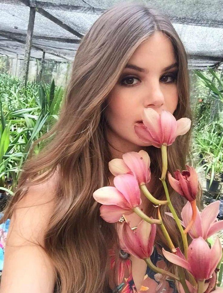 Camila Queiroz - Atriz - actriz - modelo - fashion model - Brasil - brasileira - brasileño - Brazil - Brazilian - telenovela - novela - tv - verdades secretas - secret truths - Angel - cabelo - hair - pelo - bonito - beautiful - hermosa - longo - comprido - long - largo - inspiration - inspiração - inspiración - estilo - style - look