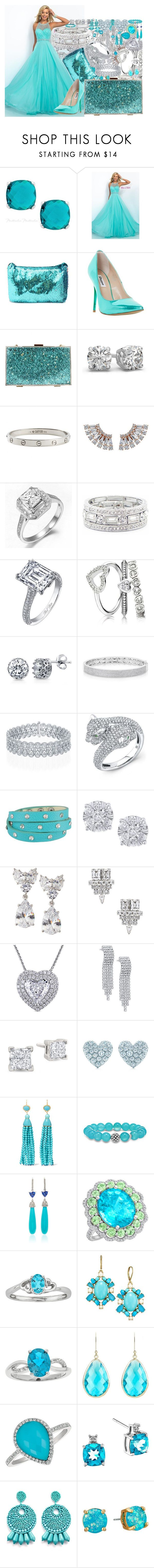 """""""Untitled #4302"""" by brooke-evans12 ❤ liked on Polyvore featuring Cartier, Sole Society, BERRICLE, Anne Sisteron, George J. Love, Effy Jewelry, Fantasia by DeSerio, Yves Saint Laurent, Tiffany & Co. and Kenneth Jay Lane"""