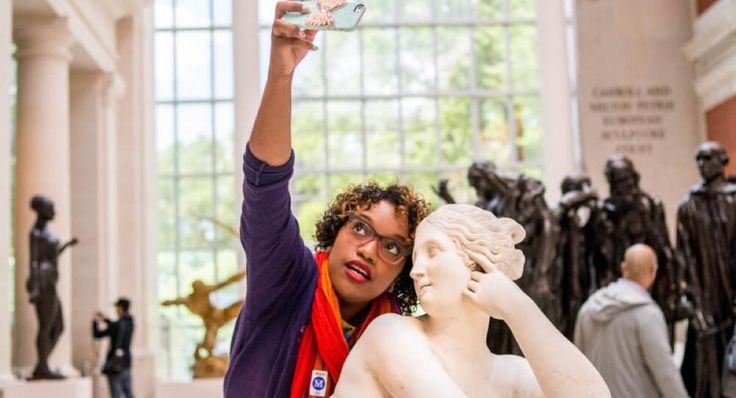 5 obras de arte que no tenías idea que habían sido destruidas por una selfie