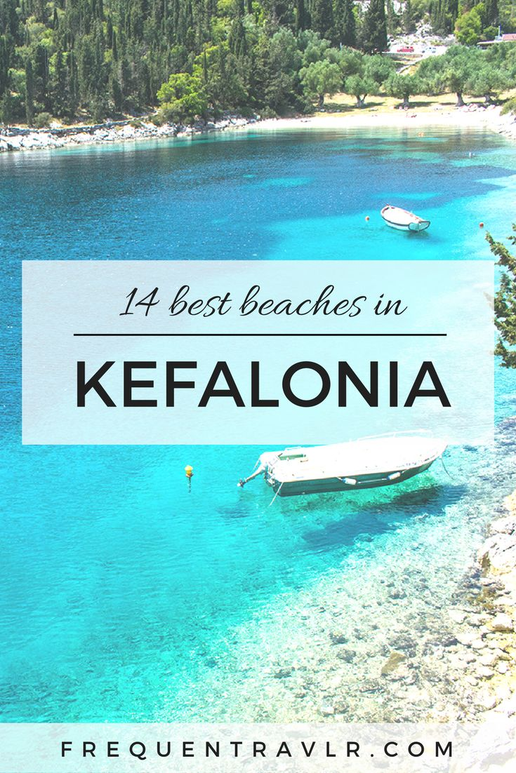 Kefalonia is home to some of the best beaches in the world and the best beaches …