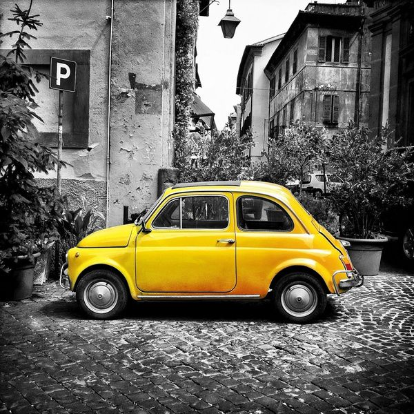 55 Best Our Favorite Classic FIAT 500 Pics Images On