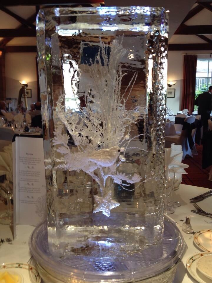 29 best ice table centrepieces images on pinterest table