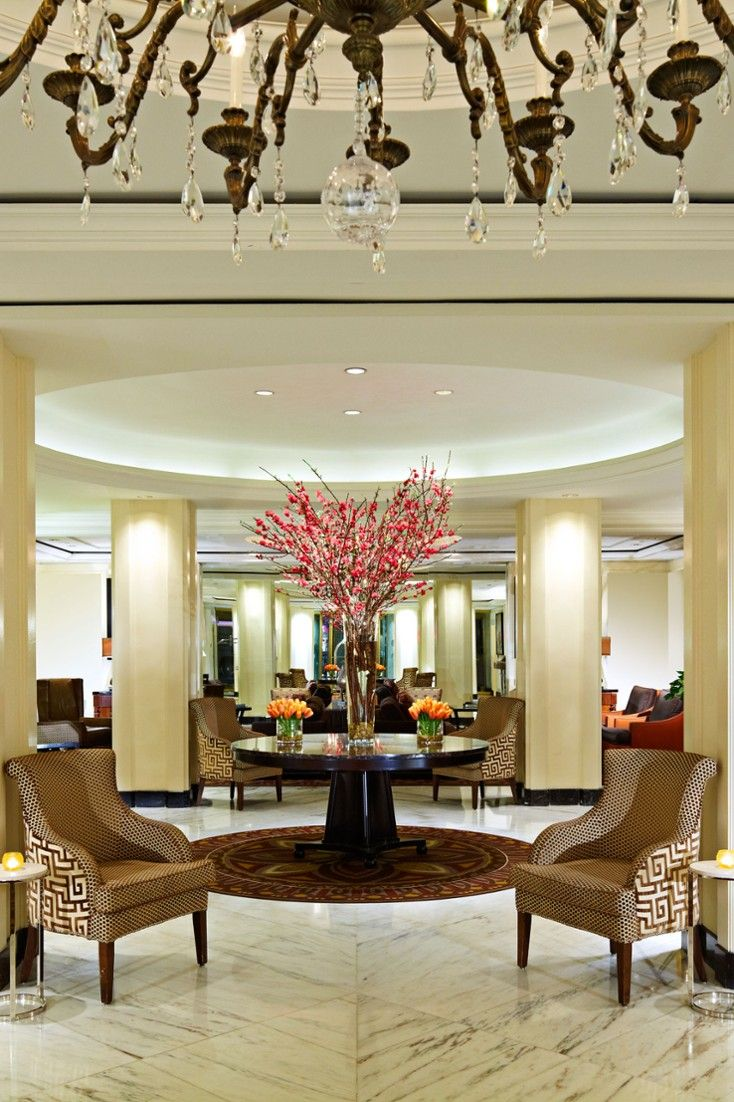 Omni Berkshire Place has a great location in Midtown East, near some of NYC's top sights. #Jetsetter
