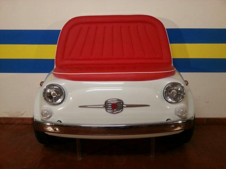 DIVANO FIAT 500