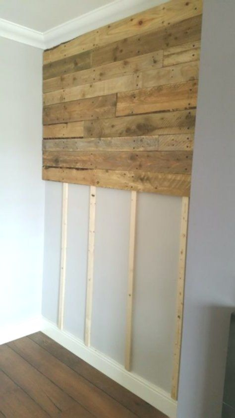 Photo of Create wooden wall #bedroom