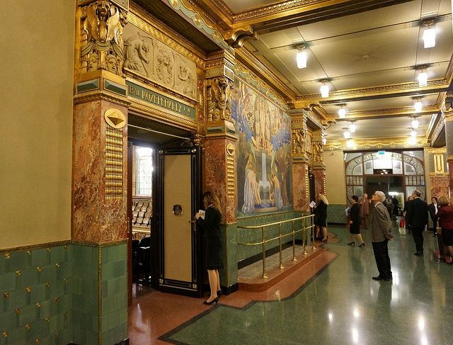Franz Lizst Academy of Music, Budapest, Hungary | Recent Photos The Commons Getty Collection Galleries World Map App ...