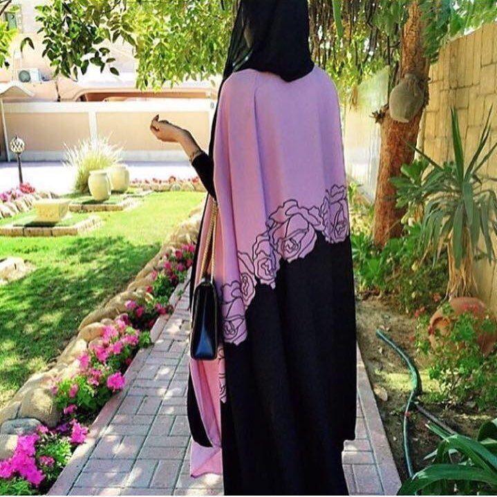 Abaya Cape by OC fashion design .