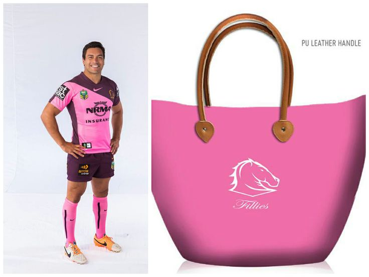 Brisbane Broncos have a Fillies female fans membership promo on at the moment. Well done on this creative idea
