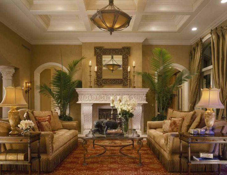 Mediterranean home interior designs mediterranean home for 9 x 13 living room
