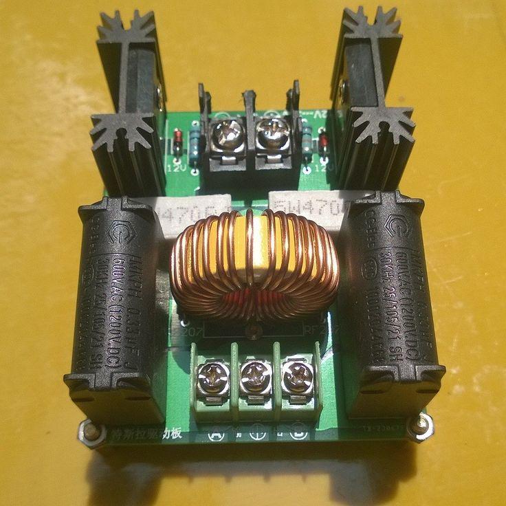 Barato 1 pcs 12 v ~ 30 v placa de excitador ZVS bobina de tesla escada de Jacó, Compro Qualidade Circuitos integrados diretamente de fornecedores da China: 1 pcs 12 v ~ 30 v placa de excitador ZVS bobina de tesla escada de Jacó