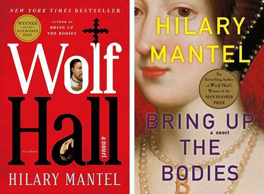 "Thoughts on ""Wolf Hall"" and ""Bring Up the Bodies"" by Hilary Mantel (erinreads.com) (2014)"