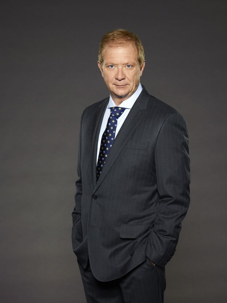 Jeff Perry as Cyrus Beene on Scandal Season 3