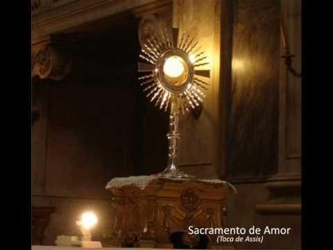 Sacramento de Amor - Toca de Assis