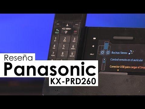 Conoce el teléfono inalámbrico KX-PRD260 con Bluetooth de Panasonic -  Best sound on Amazon: http://www.amazon.com/dp/B015MQEF2K - http://gadgets.tronnixx.com/uncategorized/conoce-el-telefono-inalambrico-kx-prd260-con-bluetooth-de-panasonic/