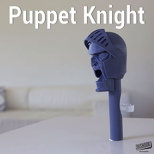"""@3dshookcollections's photo: """"the PUPPET collection - our talking puppet heads...kids and adults love it!!! At 3DShook we remember Home Theatre has """"Home"""" in it. Check us out at www.3dshook.com #3dprint #3dmodels #3dprinted #3dprinter #3dprinting #makers #makersmovement #makersgonnamake #PrintEverything #tech #technology #puppet #puppets #puppetshow #puppettheatre #knights #kidstuff"""""""