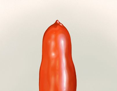 """Check out new work on my @Behance portfolio: """"Useless vegetables"""" http://be.net/gallery/34804899/Useless-vegetables"""