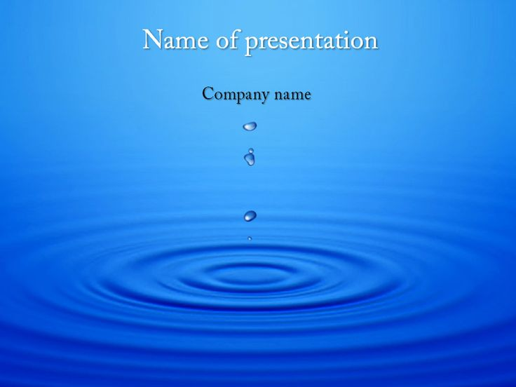 Water powerpoint template pure drinking water powerpoint 12 best zaa images on pinterest microsoft powerpoint templates pronofoot35fo Images
