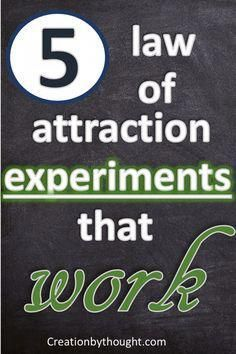 Inventive related the secret law of attraction