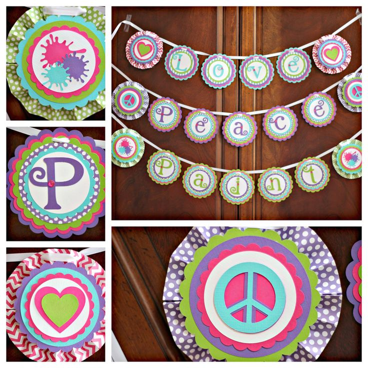 11 Best Images About Girl Birthday Decorations On