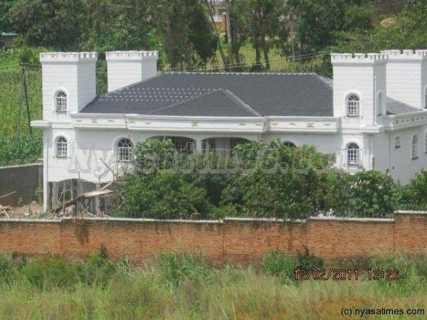 Chapima Castle of Malopa