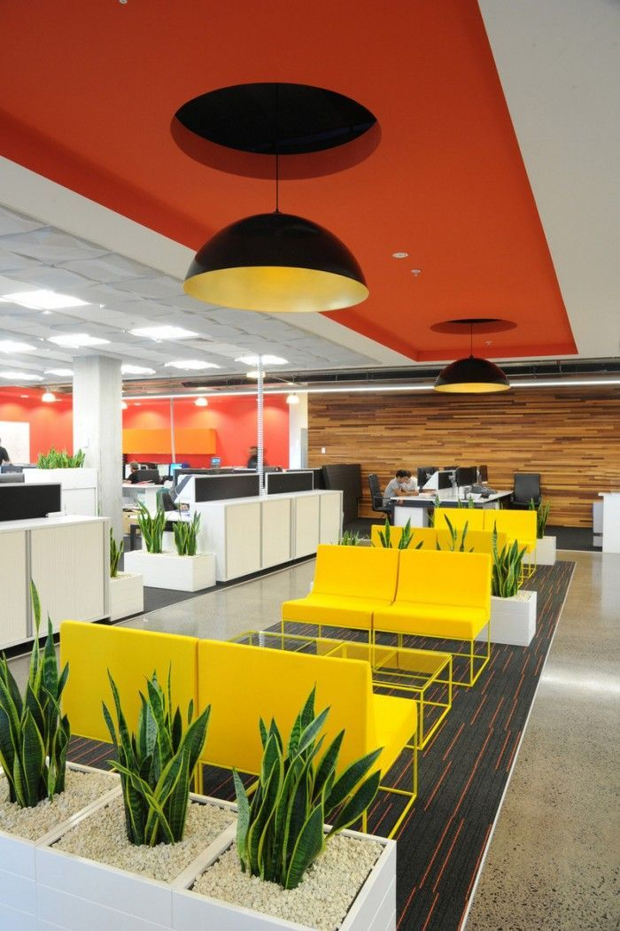 22 best values displayed in office images on pinterest for Modern engineering office design
