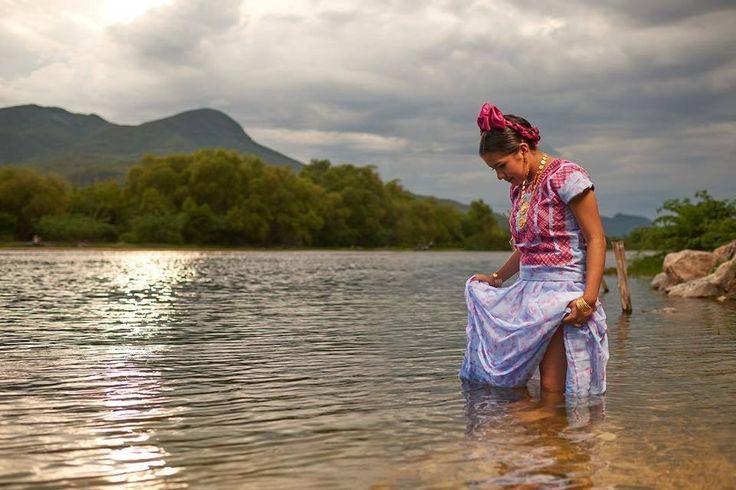 Por años, fantaseó con visitar Oaxaca y enamorarse de ella.