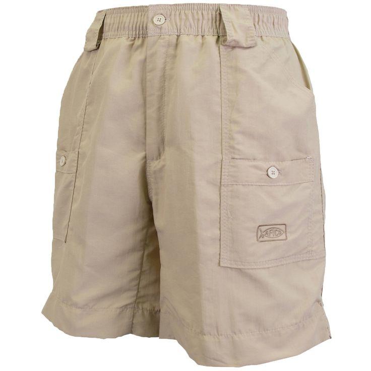 AFTCO Men's Original Long Fishing Shorts