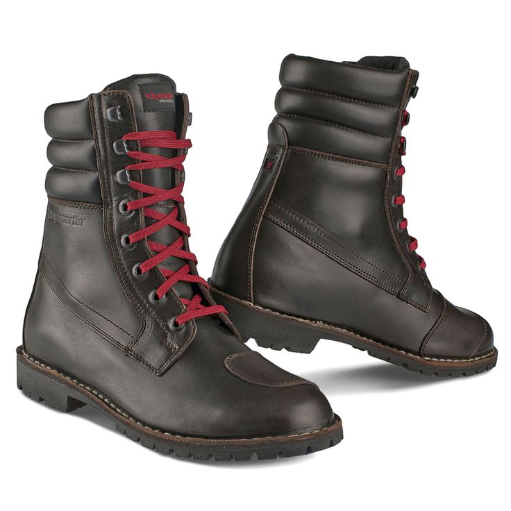 New from the Stylemartin range, the Indian boot is breathable, waterproof and stylish. Ideal for everyday urban  use.