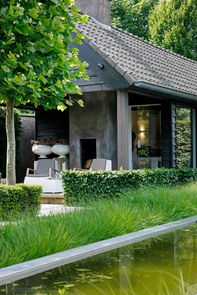 25 beste idee n over huis exterieur kleuren op pinterest gevelbeplating kleuren exterieur - Modern huis exterieur entree ...