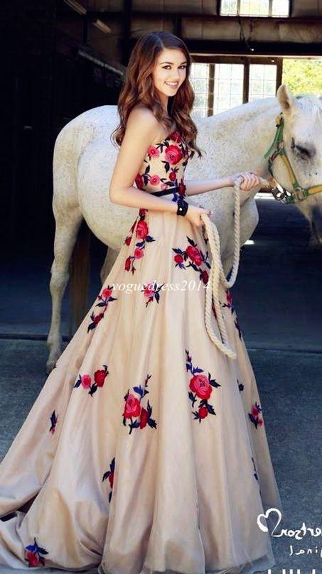 El vestido♥!