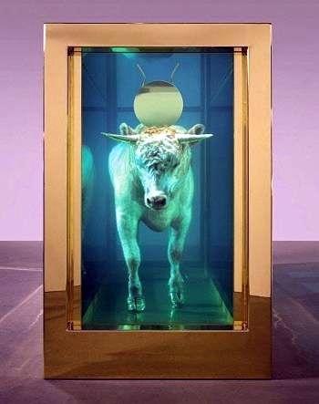 The GOldeN Calf, Damien Hirst