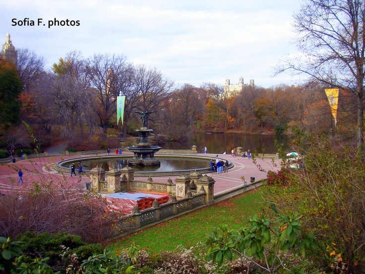 Hello Autumn - NYC!!!