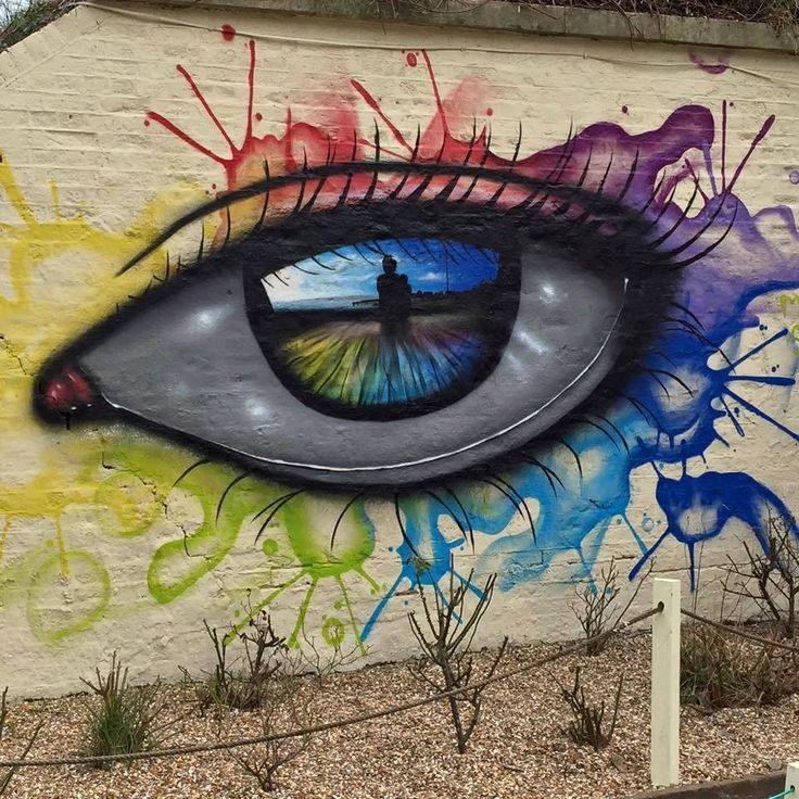 Street art gazes by My Dog Sighs Like Street graffiti art ? check  http://stores.ebay.com/urban-art-designs?_trksid=p2047675.l2563