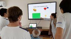 Estudantes criam jogo para recuperação de idosos vítimas de AVC