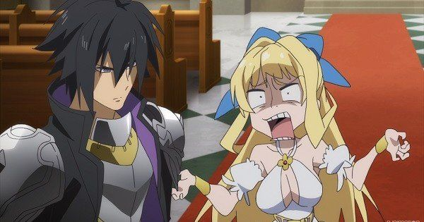 Cautious Hero The Hero Is Overpowered But Overly Cautious Episodes 1 3 Cautious Hero The Hero Is Overpowered But Overly Cauti Anime Chibi Latest Anime Anime